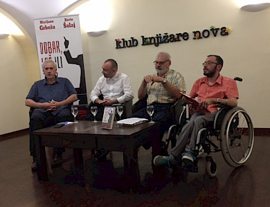 "The book ""Good, bad or the ugly?"" presented in Osijek"